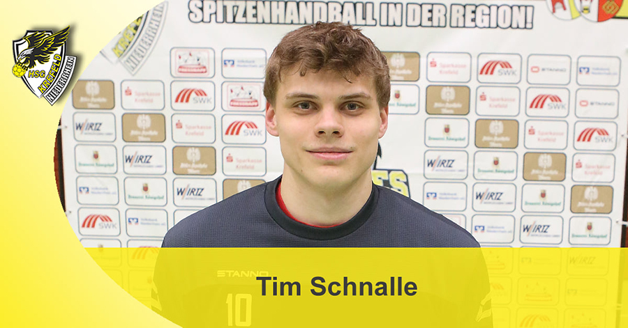 Tim Schnalle komplettiert Eagles-Team